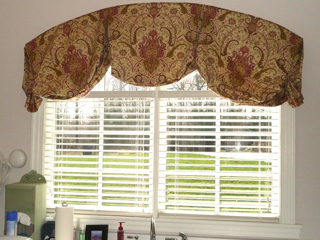 Phoenix custom valances