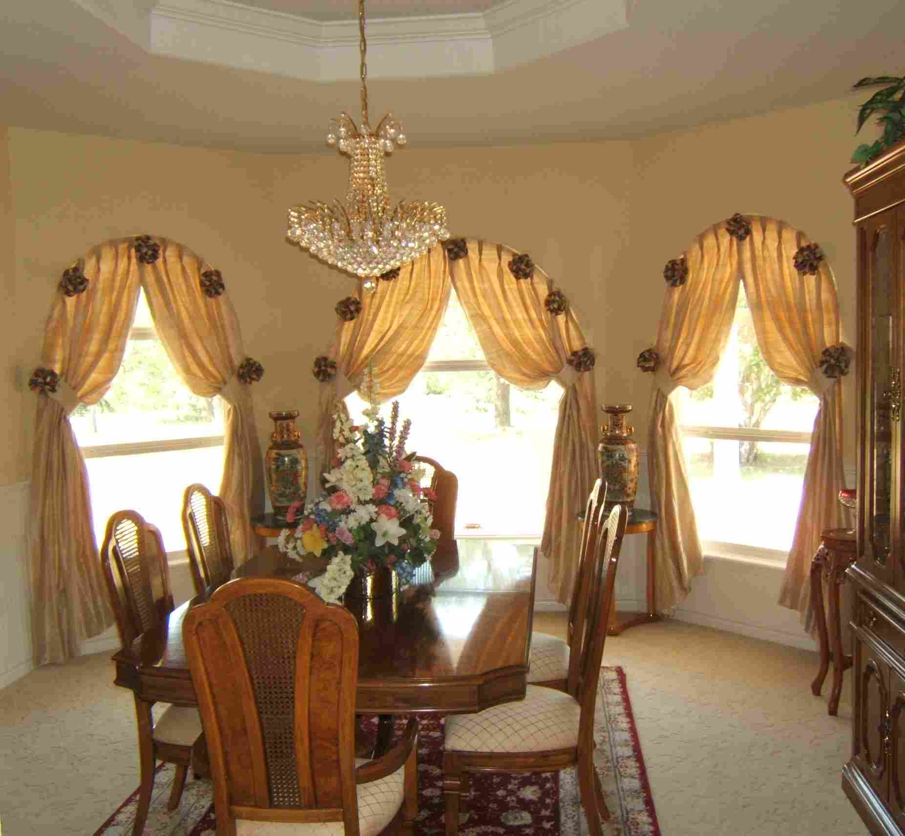 when hanging a look and curtain how custom create to drapes curtains