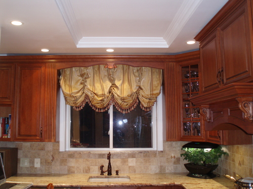Phoenix Custom Fabric Shades