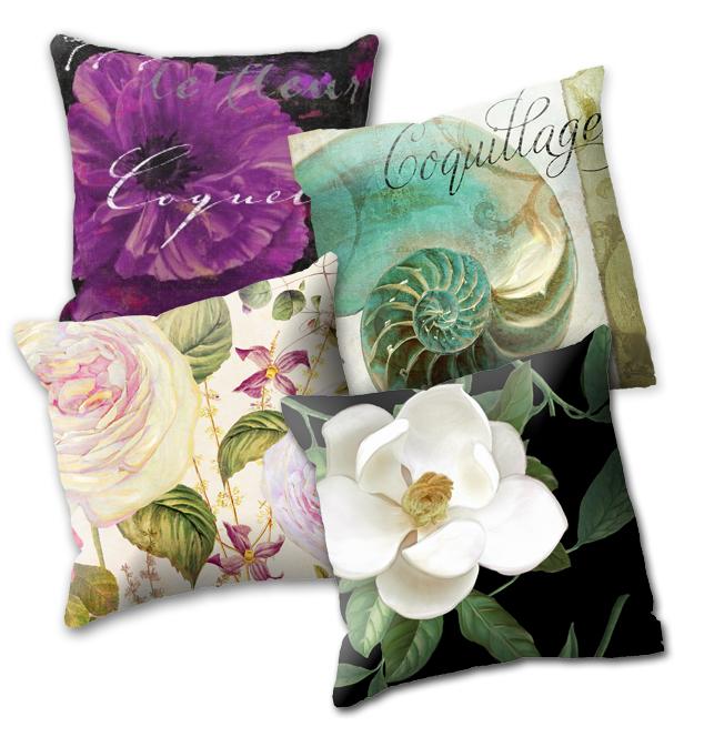 Phoenix Accent Pillows
